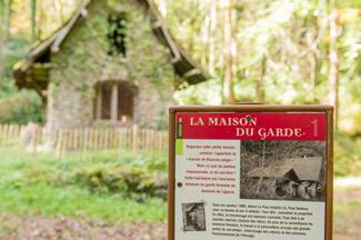 Maison du garde du domaine de Ligoure
